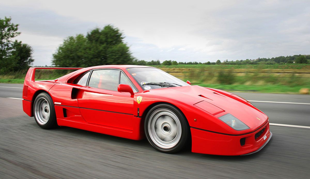 At The Time It Was Ferrariu0027s Fastest, Most Powerful, And Most Expensive Car  For Sale.